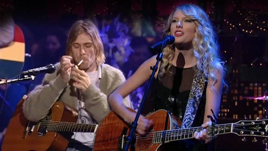 16d23671340f7c68fb188ca6e804af7a 10 Shocking Similarities between Taylor Swift and Kurt Cobain