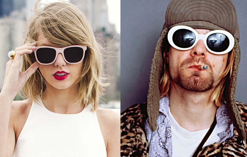 fc1ca58708a014e913ad4adb585ec567 10 Shocking Similarities between Taylor Swift and Kurt Cobain