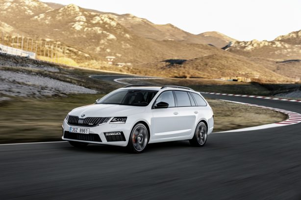 30578ee07c3dd923ed4f6533465ef542 Skoda's updated MY17 Octavia vRS is the most powerful of all time