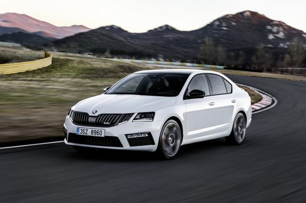 96cca0f715505735470d4a10720696ef Skoda's updated MY17 Octavia vRS is the most powerful of all time