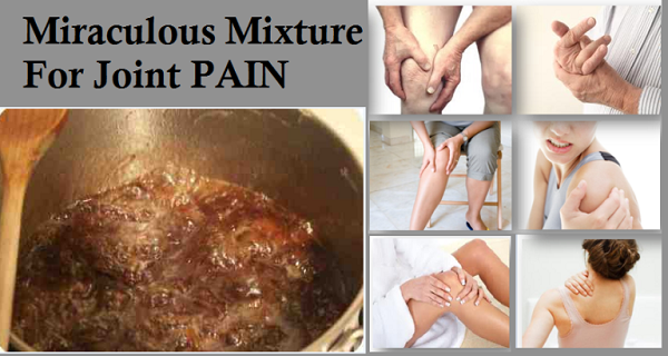 9970cc7e2269c2c1b55bcdac104731b4 These 5 Powerful Home Remedies Help You to Get Rid of JOINT PAIN in a Matter of Days