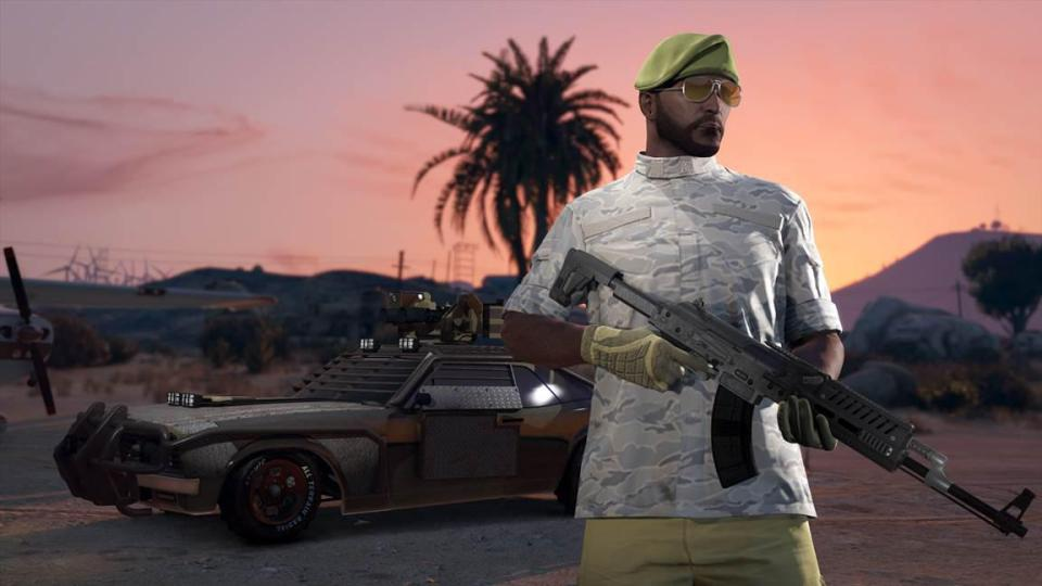 05cd7afafb5a751e5622da41221296d4 Grand Theft Auto Online reveals new Gunrunning launch that lets players become arms smugglers
