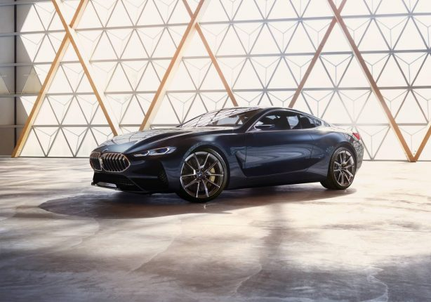 1bfa54e22a1601a5148a5c8a6938f194 BMW 8 Series Concept breaks cover ahead of 2018 arrival - ForceGT.com
