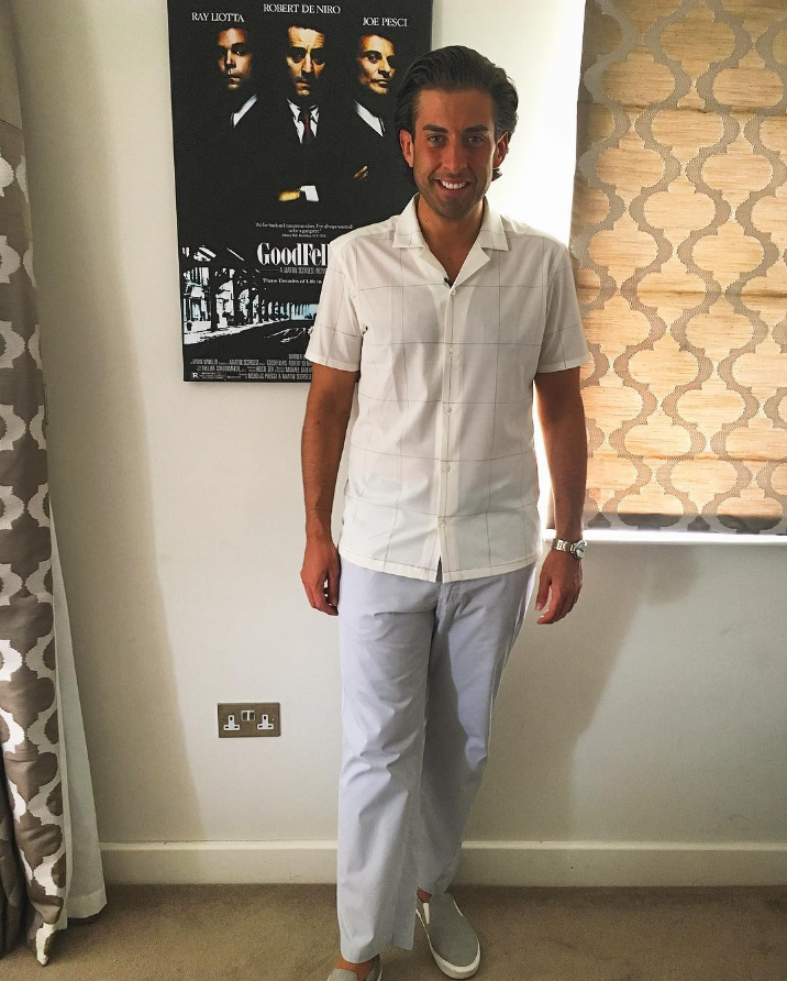 1e1c247e5dbe9091a53a05603f742f7d Towie's James Argent looks almost unrecognisable in new slimline picture as he reveals he's about to go on a date