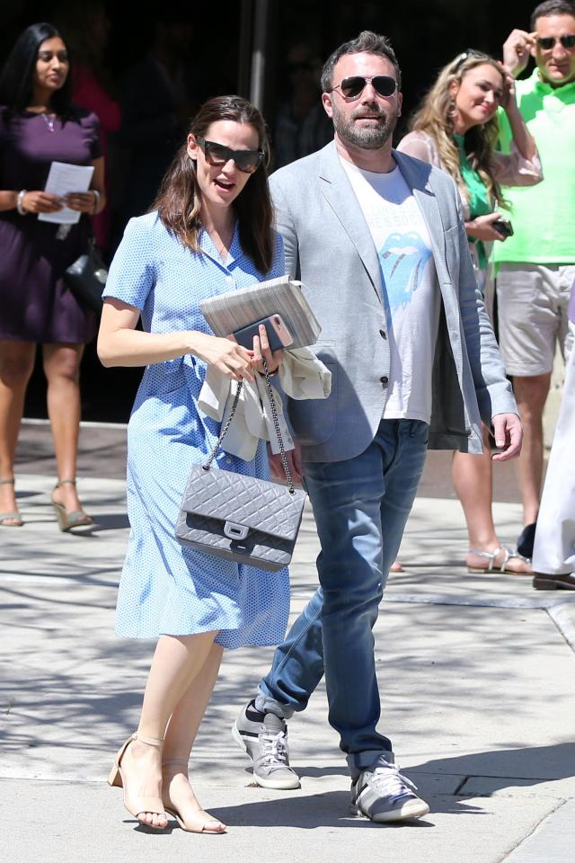22182f4c633a9eeca2e1326101f756cd Jennifer Garner 'still says ex Ben Affleck is the love of her life' and is not dating anyone two years after their shock split