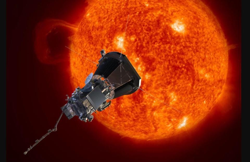 2aa3ea6fcd96b1ca8fb34ec301a4a77d Nasa gears up to reveal details of historic Solar Probe Plus mission that will 'touch the sun'