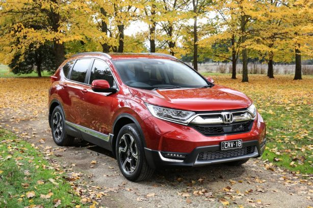 34ef586fb881f497378699552e9d7218 2018 Honda CR-V pricing and specification confirmed - ForceGT.com