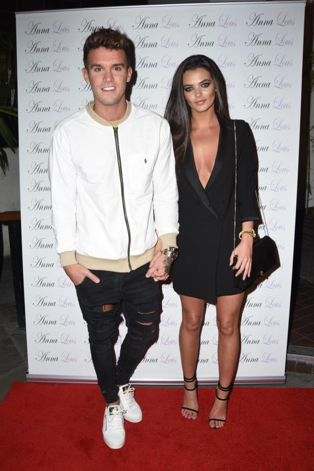 44874c31bc622073404100f0cf41e370 Gaz Beadle snuggles up to ANOTHER beauty as he enjoys a night out with Ibiza Weekender star Bethan Kershaw just days after split with Emma McVey