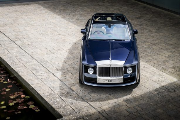 45cab7be48977e3328dba5cd8f86d1b5 One-off Rolls-Royce Sweptail built as a nod to classic Phantoms - ForceGT.com