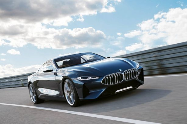 78dbf00a7406668ec3771a4771c24b93 BMW 8 Series Concept breaks cover ahead of 2018 arrival - ForceGT.com