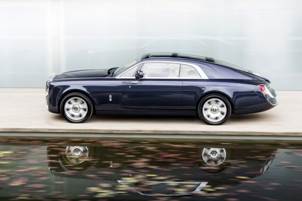 803a644862bad0b250990cceaae91af6 One-off Rolls-Royce Sweptail built as a nod to classic Phantoms - ForceGT.com