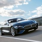 8da0cc59a286d1bd43f100fb10b9fc1a BMW 8 Series Concept breaks cover ahead of 2018 arrival - ForceGT.com