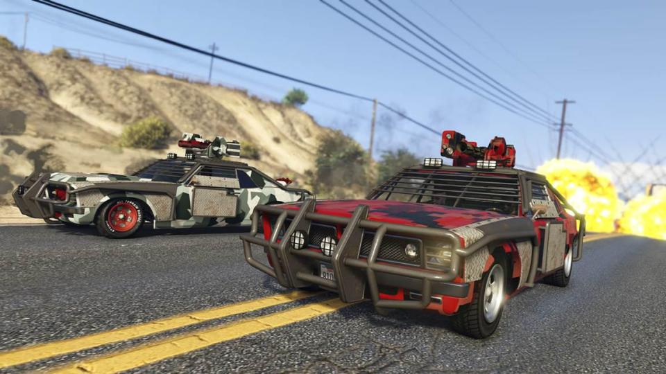 978650ced99912a118158c2a94dc356e Grand Theft Auto Online reveals new Gunrunning launch that lets players become arms smugglers