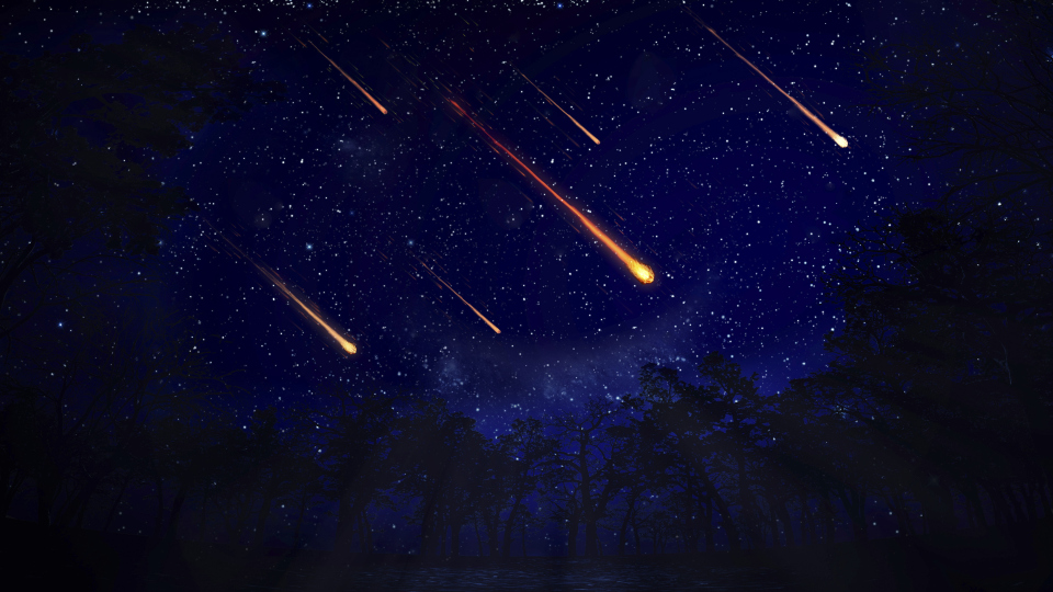aa122d97708110f93fd55b0a0e1b20ba Comet that causes annual Taurids meteor shower is hiding asteroids which could wipe out entire CONTINENTS, astronomers claim