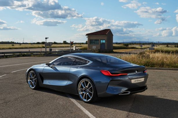 b2694d8421ed8416af29a754e0c58f49 BMW 8 Series Concept breaks cover ahead of 2018 arrival - ForceGT.com