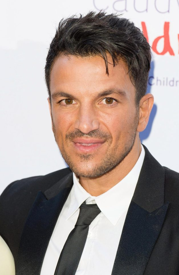 b9330a16ef94b93502937a531360ad3c Peter Andre 'could miss' son Theo's first birthday as he jets off to New Zealand and Australia on first tour in 20 years