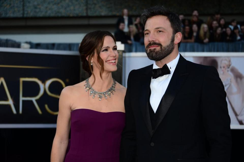 bc2abfa3122341ca587758c739f3e7e8 Jennifer Garner 'still says ex Ben Affleck is the love of her life' and is not dating anyone two years after their shock split