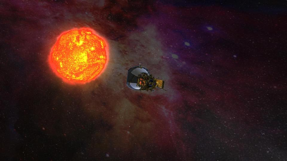bdeb79bef0b6cd31773d619d62de3cd2 Nasa gears up to reveal details of historic Solar Probe Plus mission that will 'touch the sun'