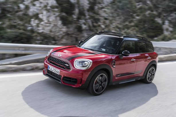 c8d8da78a9f9c77f17acb53060f6f882 2017 MINI John Cooper Works Countryman pricing and specification - ForceGT.com
