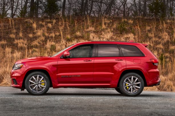 d1a28fcf6653fecfe011626f45bc14ca 527kW/874Nm Jeep Grand Cherokee Trackhawk confirmed for Australia - ForceGT.com