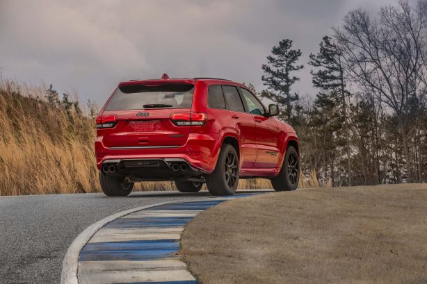 d62aad7384f5e94397f9534ae685336b 527kW/874Nm Jeep Grand Cherokee Trackhawk confirmed for Australia - ForceGT.com