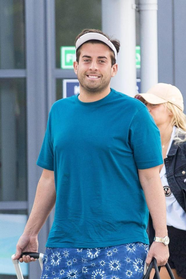 d662d2ff9d7e88dd33bb71eb1f172daf Towie's James Argent looks almost unrecognisable in new slimline picture as he reveals he's about to go on a date