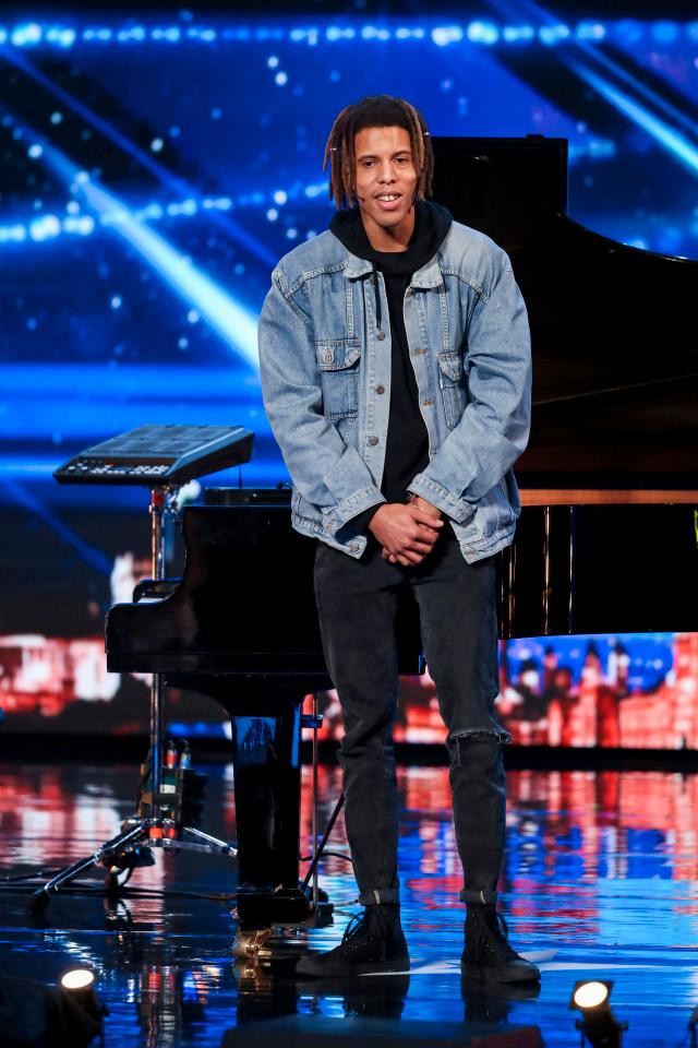 da0327d2d512f7fb8a9661f58a519aa1 BGT's Tokio Myers says pal Amy Winehouse gave him the confidence to make it as a musician