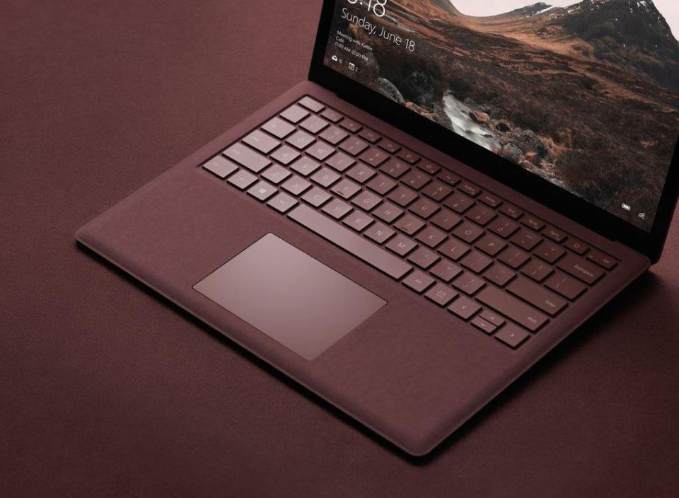 db62a3538fbbaf601b01f9f57514ea55 What is the new Microsoft Surface? Latest laptop with Windows 10 S to rival Google Chromebook Pixel