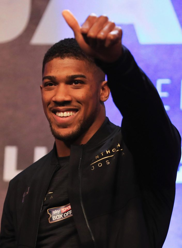 e1f24f443ee783e8d881f9d31b299139 Anthony Joshua to make first-ever chat show appearance on James Corden's Late Late Show