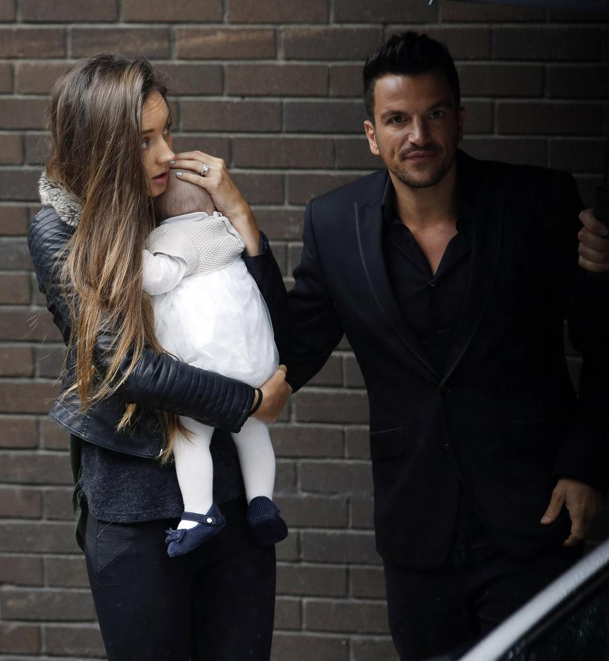 f278c6fdfbc8ea3903e2f2c525d19d87 Peter Andre 'could miss' son Theo's first birthday as he jets off to New Zealand and Australia on first tour in 20 years