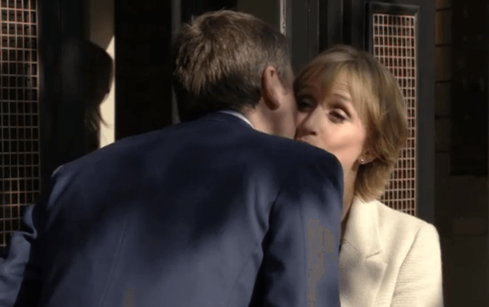 6274d12cc41dc5db16ce3e298eb16304 EastEnders' Michelle Fowler's stalker Tom Bailey reveals worrying temper after the new couple's first date