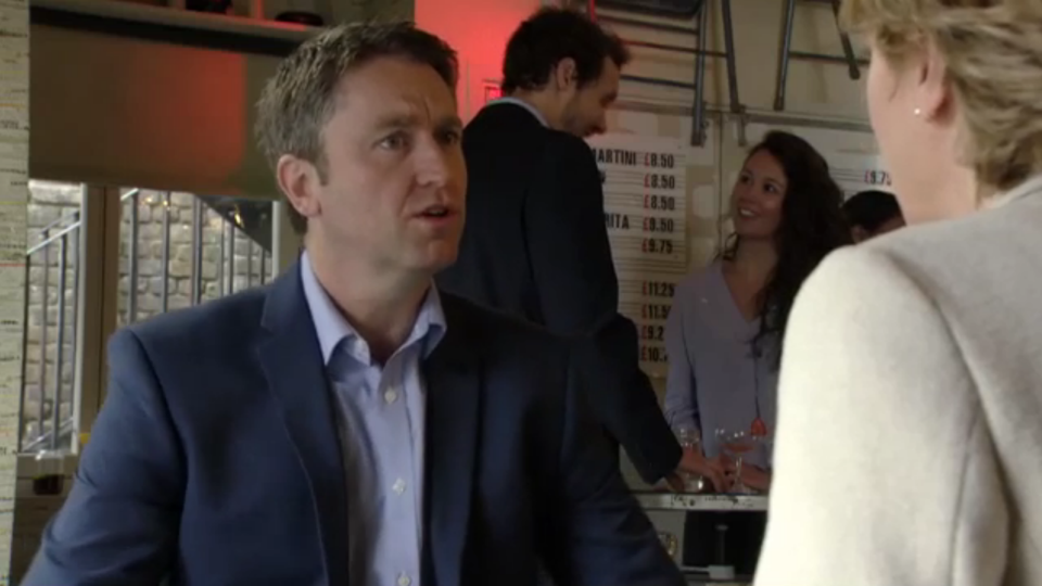 6e425e6d8145ab1a4c8b069efd4eae54 EastEnders' Michelle Fowler's stalker Tom Bailey reveals worrying temper after the new couple's first date