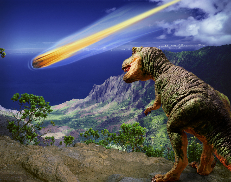 7b4f70d8410a018e3750168e96335af6 Volcanic apocalypse triggered dawn of the dinosaurs by wiping out existing life on Earth