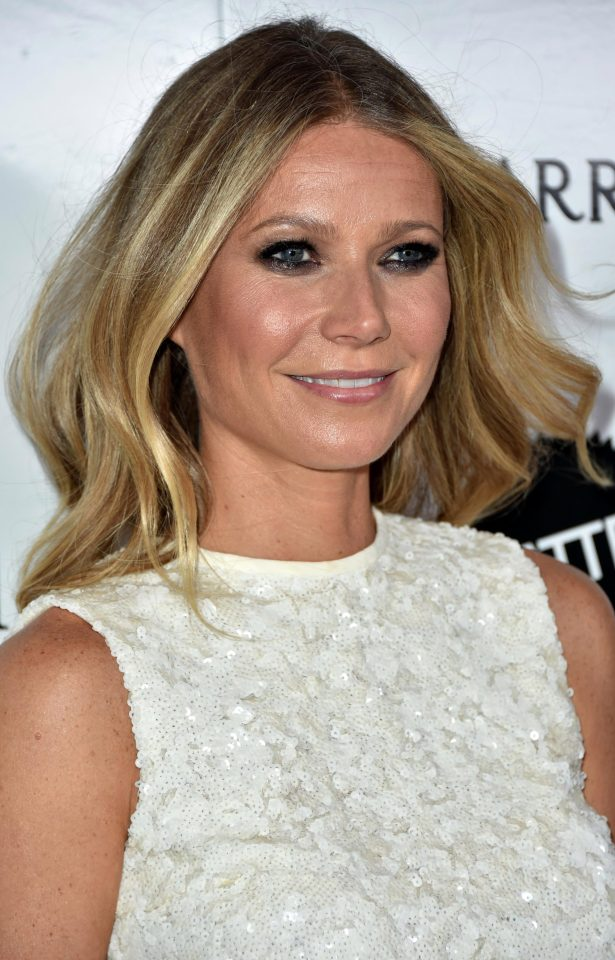 d0838c3a415f8ff3bbf153293156f31b Gwyneth Paltrow admits she has NEVER used jade 'vagina eggs' and has 'no idea' what her website Goop is on about most of the time