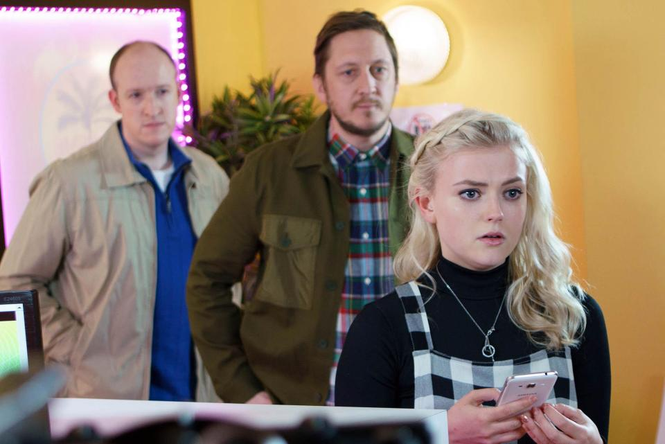 d3103b890df6e2ab178e8603571d39be Coronation Street's Lucy Fallon reveals Bethany Platt will save herself and destroy Nathan Curtis after her gang rape ordeal