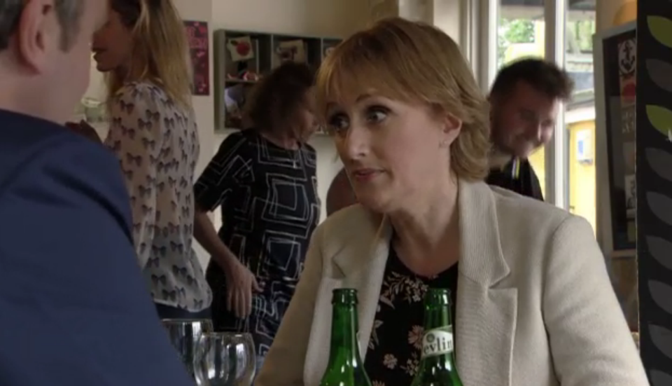 f32d72f751e9e1d08723a2a1964585d7 EastEnders' Michelle Fowler's stalker Tom Bailey reveals worrying temper after the new couple's first date