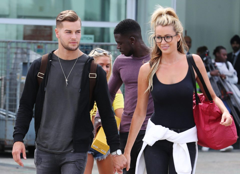 229553d46b4cce3b55bbb13013b15be6 Love Island's Olivia Attwood hits out at sexist women who attacked her for having 'blonde hair and fake t**s' and reveals Caroline Flack has helped her deal with trolls