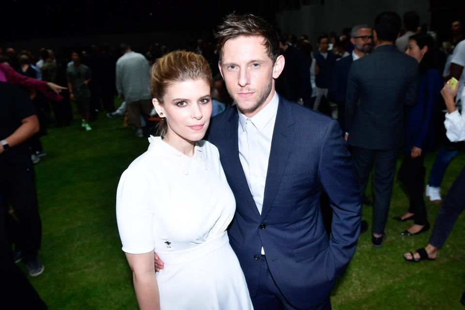 4c1d8da7ed57224ea58e544201ece7ba Jamie Bell and House Of Cards' Kate Mara announce they're married after secret weekend wedding ceremony