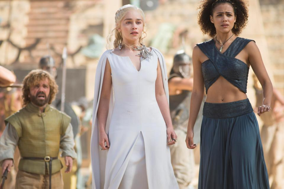 52d9acf28020a792aece24e91d27352e Game of Thrones star Emilia Clarke says filming the final series has given her 'sleepless nights'