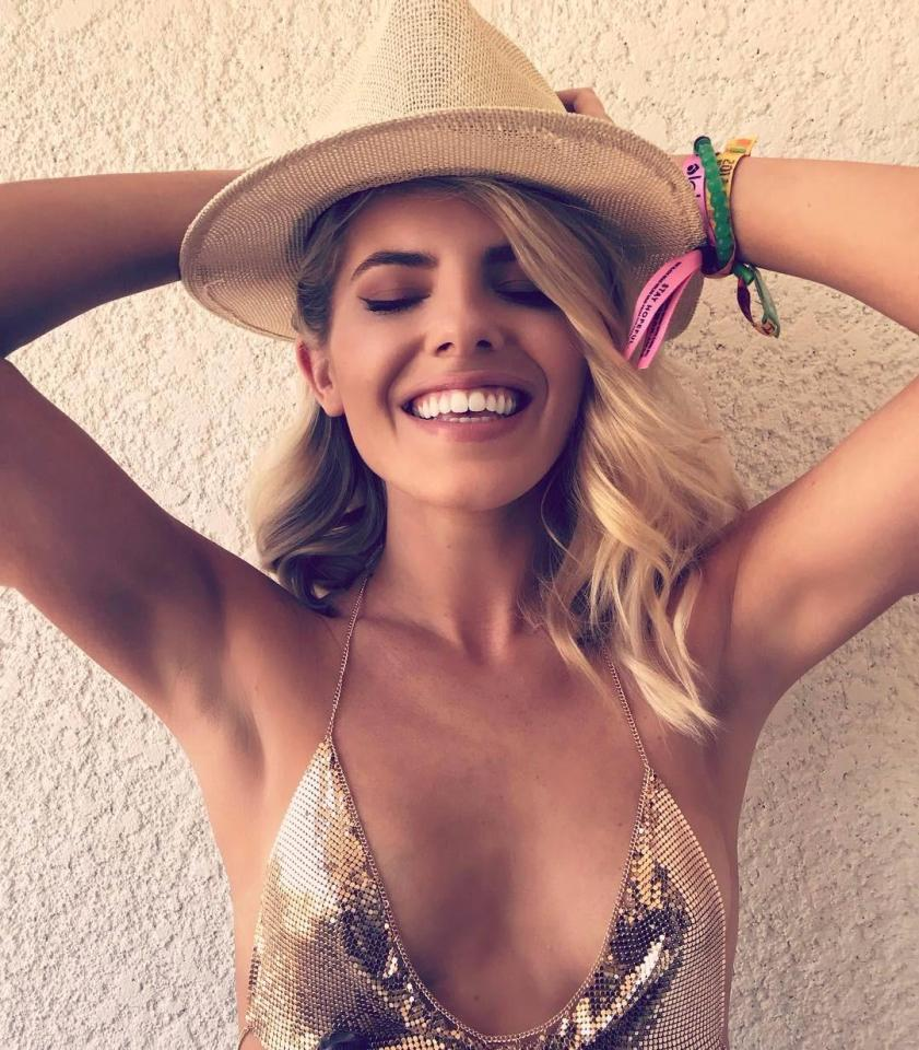 548e1b9e3a15d4a787e5501de4a454f5 The Saturdays' Mollie King becomes latest celebrity to sign up for Strictly Come Dancing with BBC bosses hoping the singer will bring sex appeal