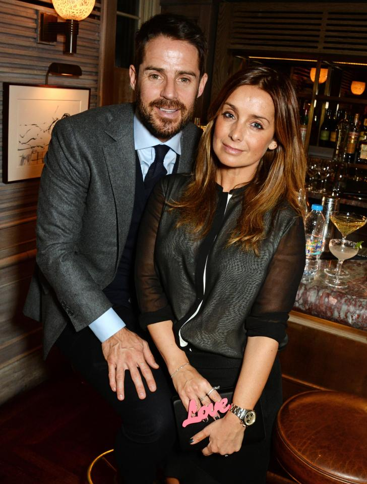 664c0bd316e64013cdec578a26b79195 How Louise Redknapp's bond with fellow Strictly star Daisy Lowe 'tore her and Jamie apart'