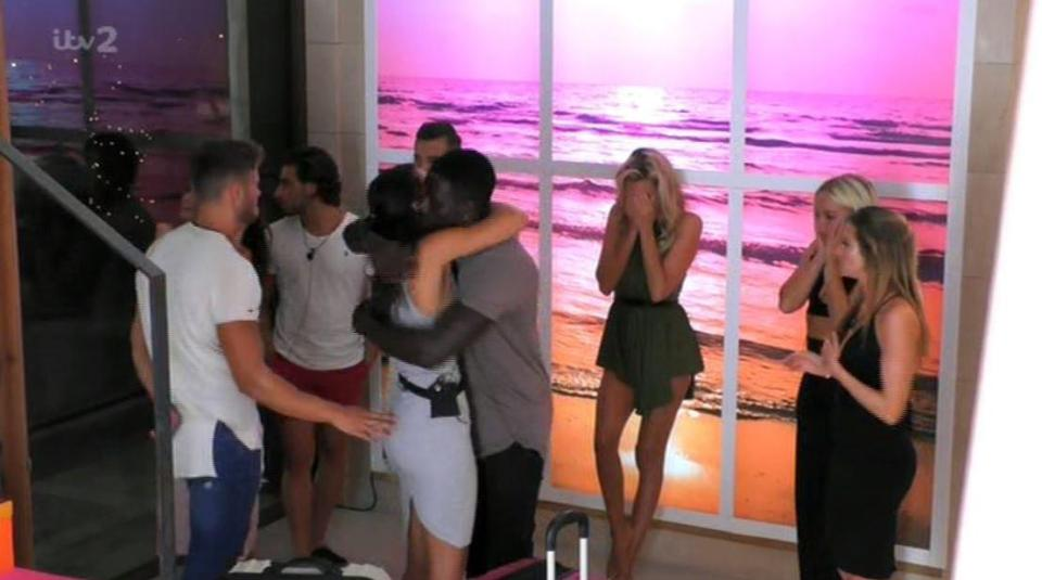 6efb12adaaa1c26088575a551a78ca92 Love Island fans shocked as Montana Brown SNUBS former BFF Gabby Allen and fails to hug her before leaving the villa
