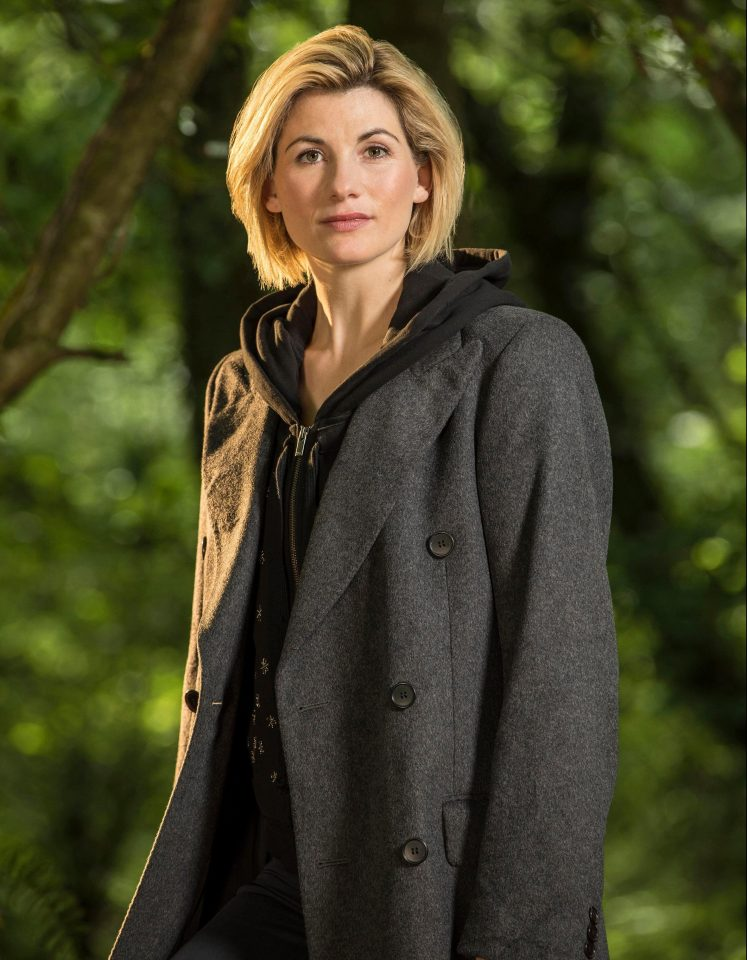 Broadchurch Star Jodie Whittaker Is Named Doctor Whos