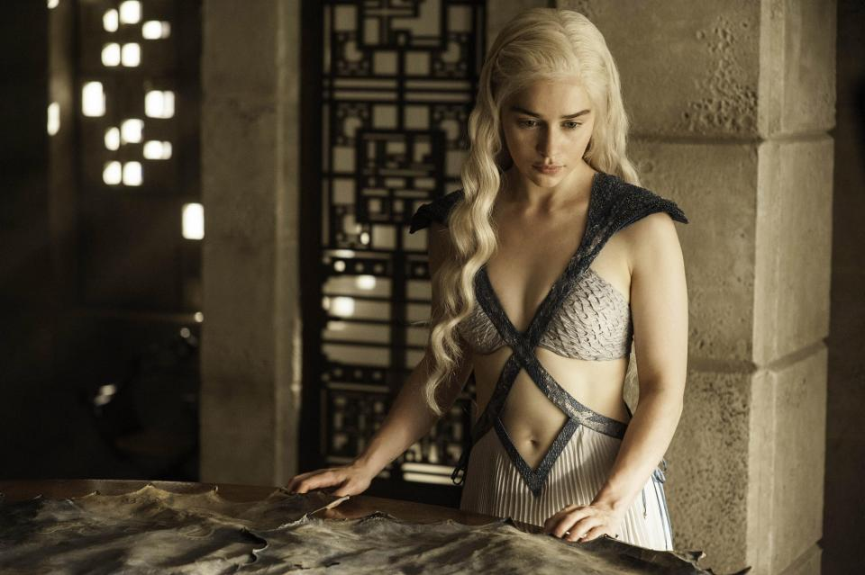 824baff8a7352d5c7b3e605582e3e5d3 Game of Thrones star Emilia Clarke says filming the final series has given her 'sleepless nights'