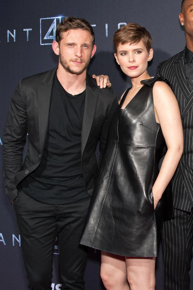 87fba52937033746ab1b3a71c785355e Jamie Bell and House Of Cards' Kate Mara announce they're married after secret weekend wedding ceremony