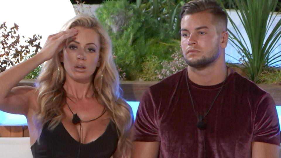 9f2f2604da5b0ad807e185edfccdab13 Love Island's Olivia Attwood is 'faking' her feelings with Chris Hughes, says her ex who can see the toxic similarities