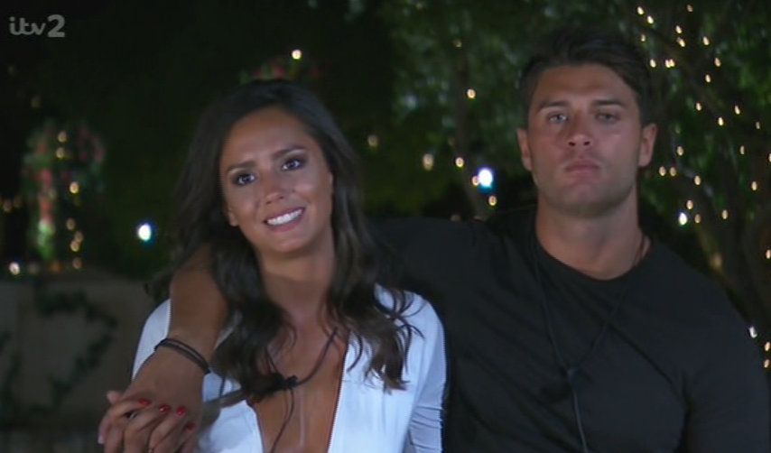 Love Island S Tyla Carr And Mike Thalassitis Are Dumped From The Villa Following Public Vote Latest Topics