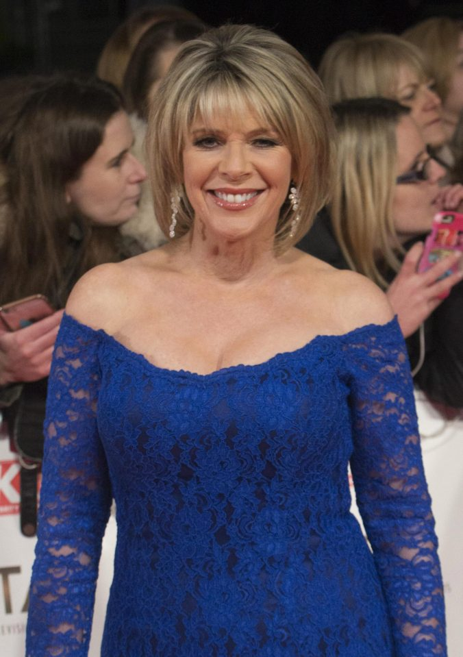b0ba0c75614eabf8f54cc1a8c6112d33 Ruth Langsford finally 'signs up' for Strictly Come Dancing after years of turning it down