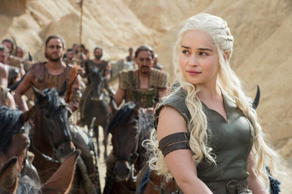 e35e268ab05d1a3e845d1c54aa001ae3 Game of Thrones star Emilia Clarke says filming the final series has given her 'sleepless nights'
