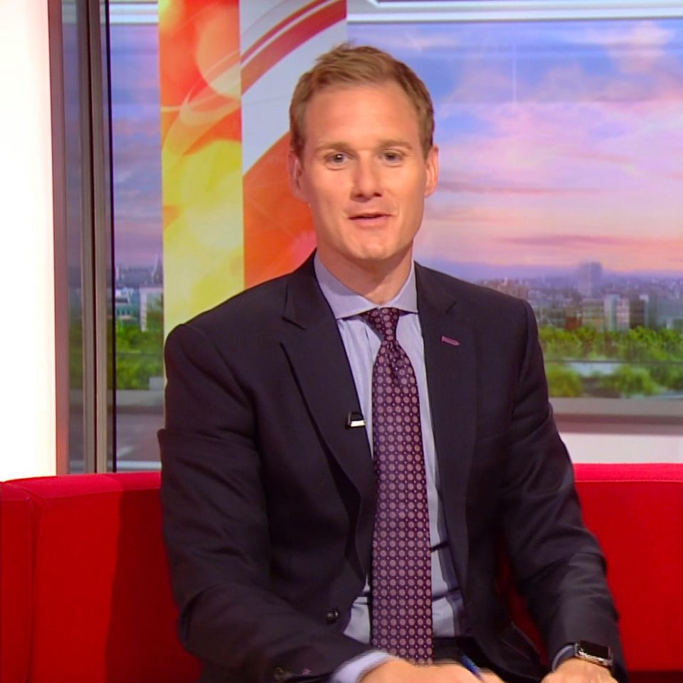 edb4b28c9350d946e75c370357189049 BBC Breakfast's Dan Walker urges Piers Morgan and Susanna Reid to go public with Good Morning Britain salaries in Twitter spat over pay gap